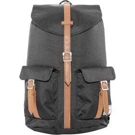Herschel Dawson Backpack Unisex, black/tan